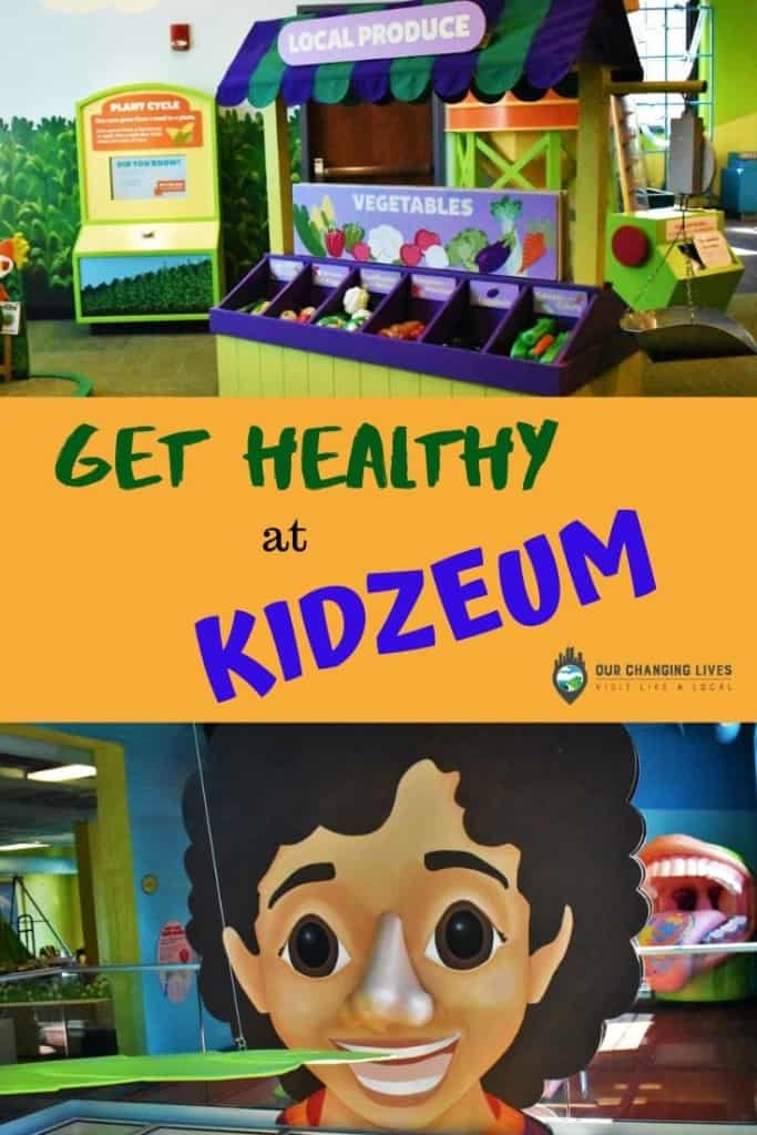 Get Healthy at Kidzeum-kids museum-Springfield Illinois-education-environment