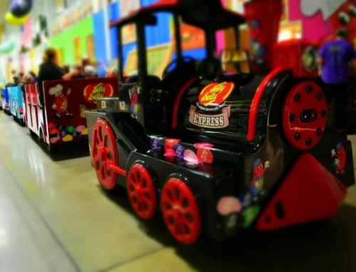 Welcome To Jelly Belly Junction – Not Your Average Jelly Bean