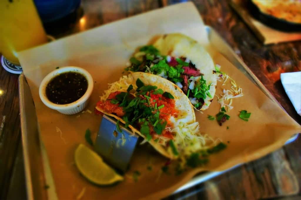 Who could pass up some delicious street tacos during taco anyday at KC Taco Company?
