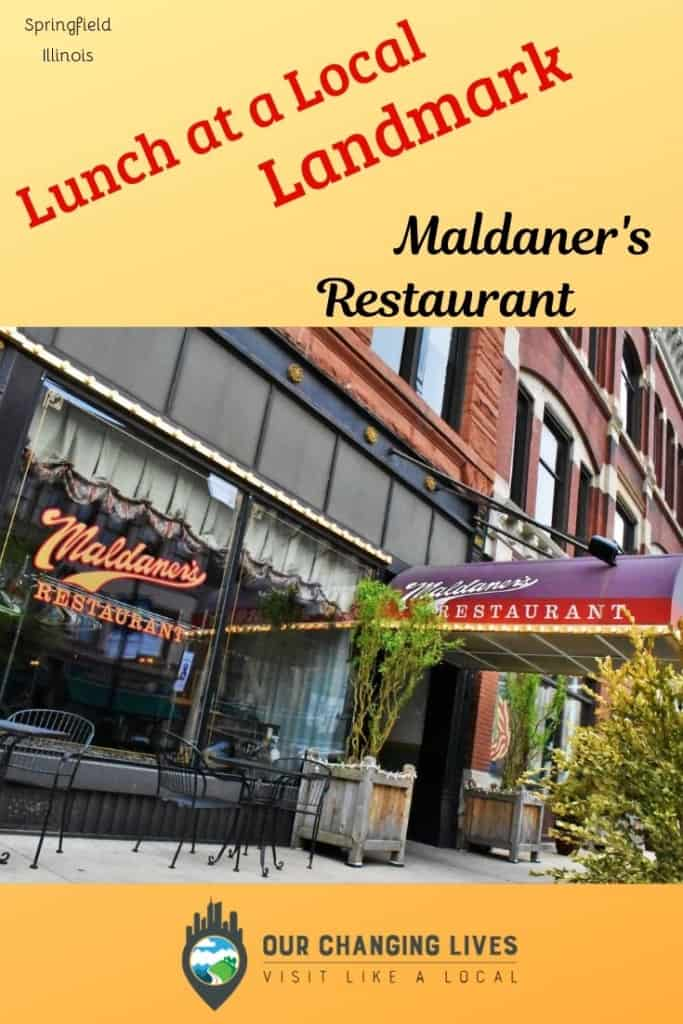 Maldaner's Restaurant-Springfield Illinois-dining-Land of Lincoln-Route 66