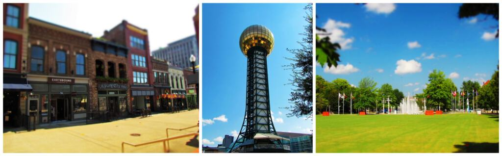 We spent 24 hours in Knoxville,Tennessee to see what this World's Fair city had to offer.