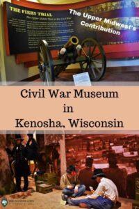 Civil War Museum in Kenosha-civil war-theater-battles