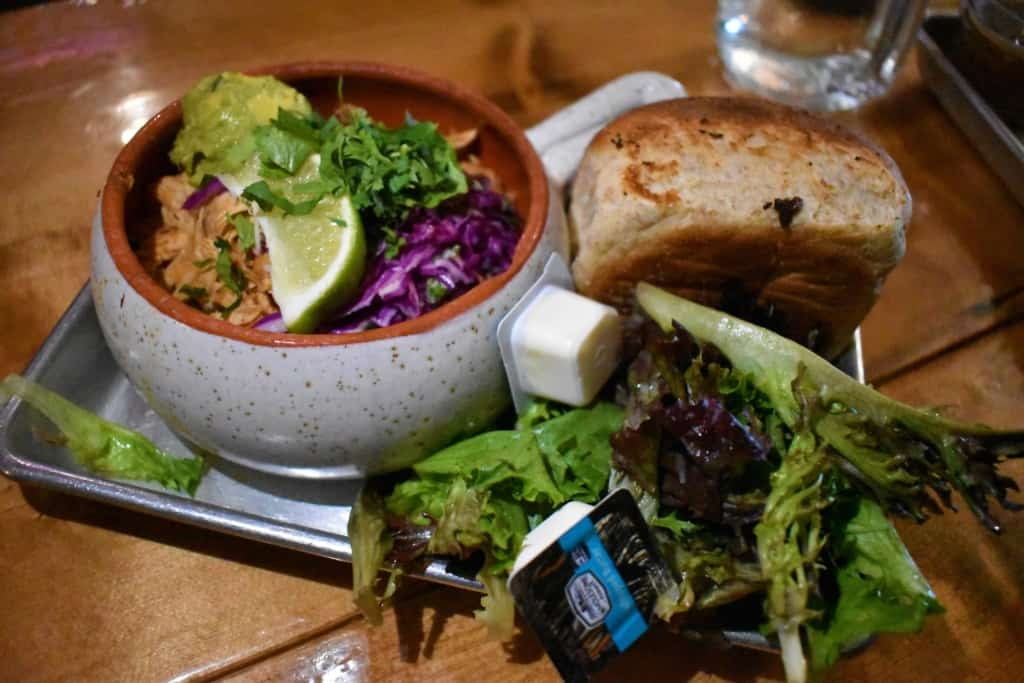 Long Nine Junction offers up bowl based meals that pack a lot of punch for your taste buds.