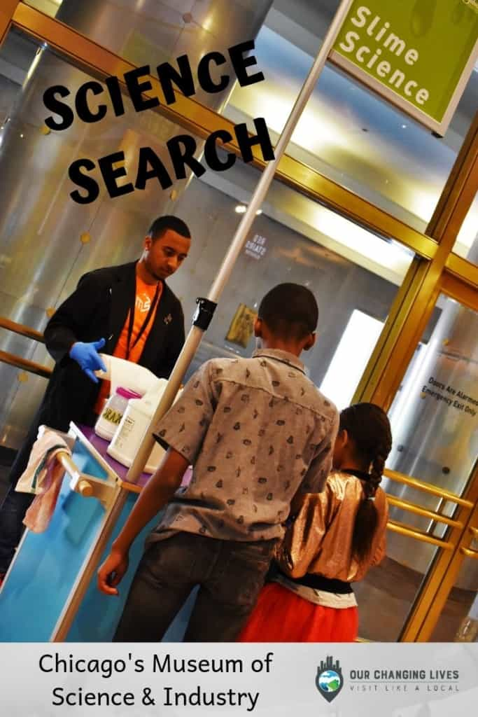 Science Search-Museum of Science and Industry-MSI-Chicago, Illinois-genetics-earth revealed-fam tech-wired to wear