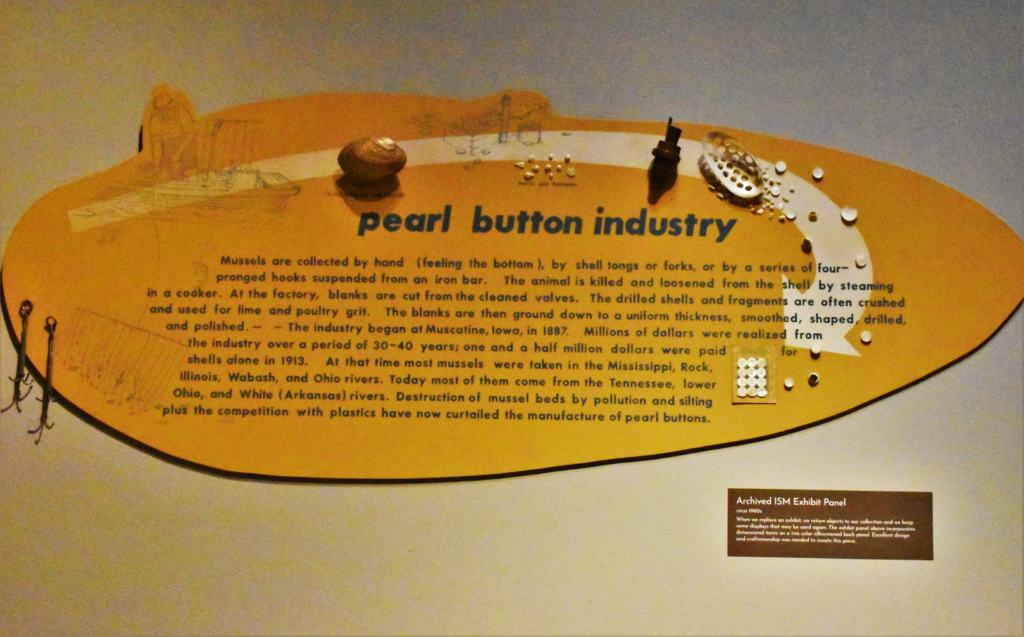 It is easy piecing together the past at the Illinois State Museum, as the exhibits are very informative.