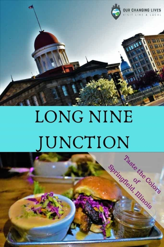 Long Nine Junction-Taste the colors of Springfield, Illinois-restaurant-eatery-lunch