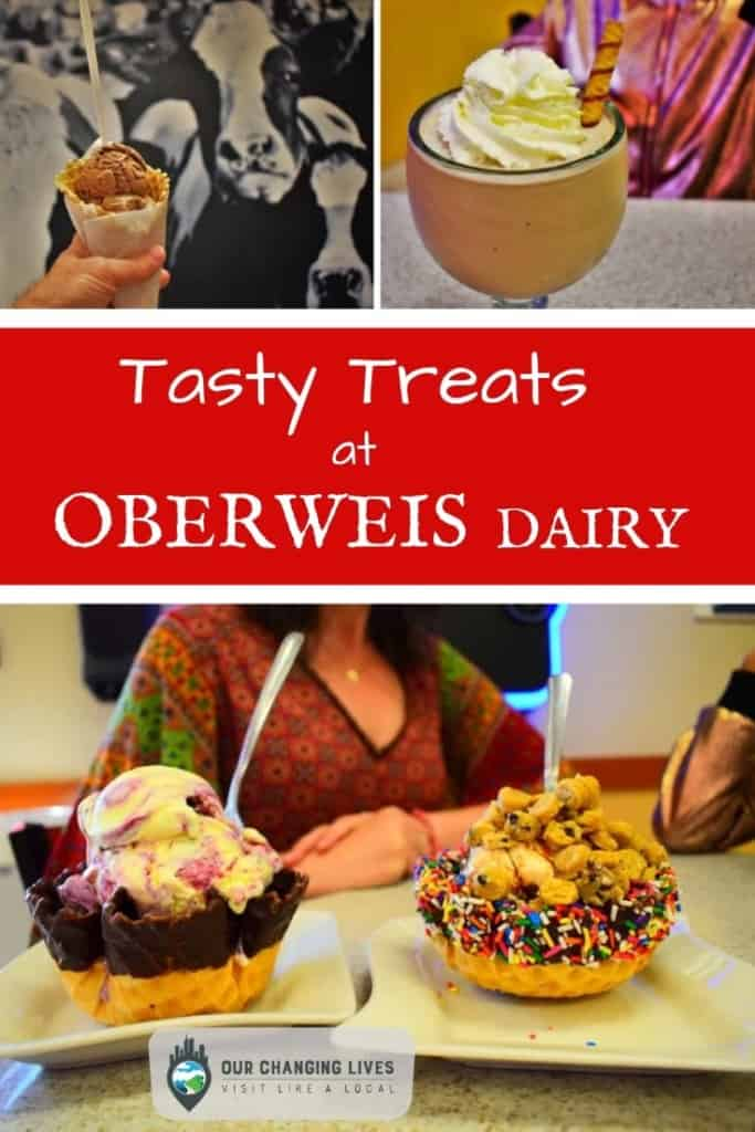 Tasty Treats at Oberweis Dairy-Chicago, Illinois-ice cream-That Burger Joint-dairy-sundaes-cones-shakes-floats