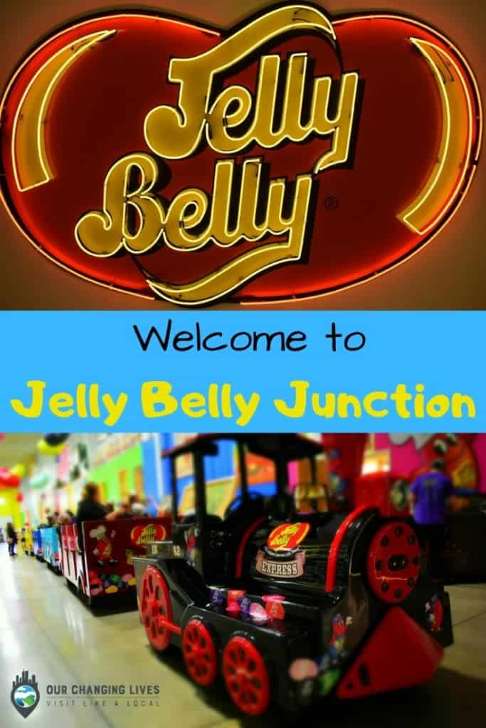 Jelly Belly Junction-jelly beans-Kenosha, Wisconsin-candy