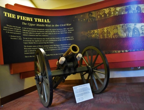 Civil War Museum in Kenosha – The Upper Midwest's Contribution
