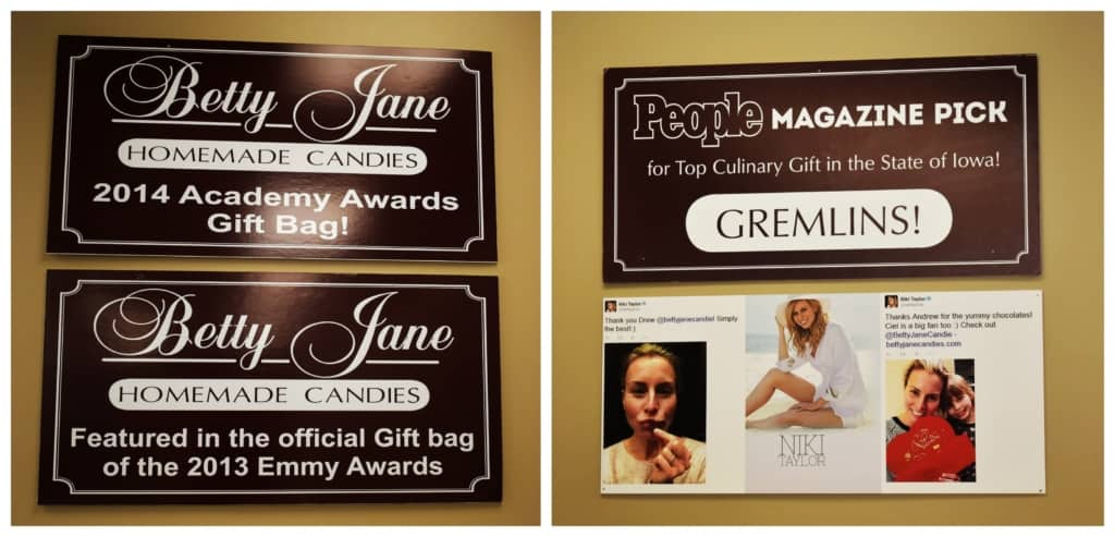 It is easy to see the sweet success at Betty Jane, as they have many accolades under their belt.