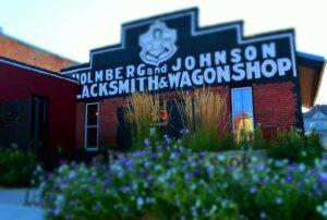 Blacksmith Coffee is forging the future in downtown Lindsborg, Kansas.