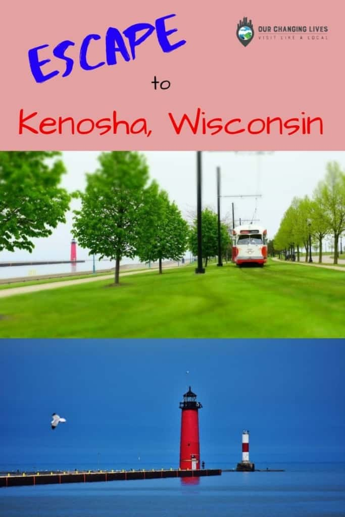 Escape to Kenosha-Wisconsin-museums-dining-restaurants-travel-streetcar-attractions-Midwest