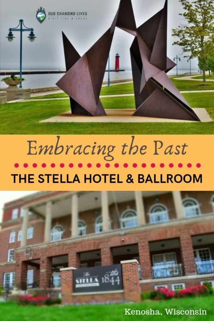 The Stella Hotel & Ballroom-Embracing the Past-Kenosha, Wisconsin-1844 Mash-restaurants-boutique lodging
