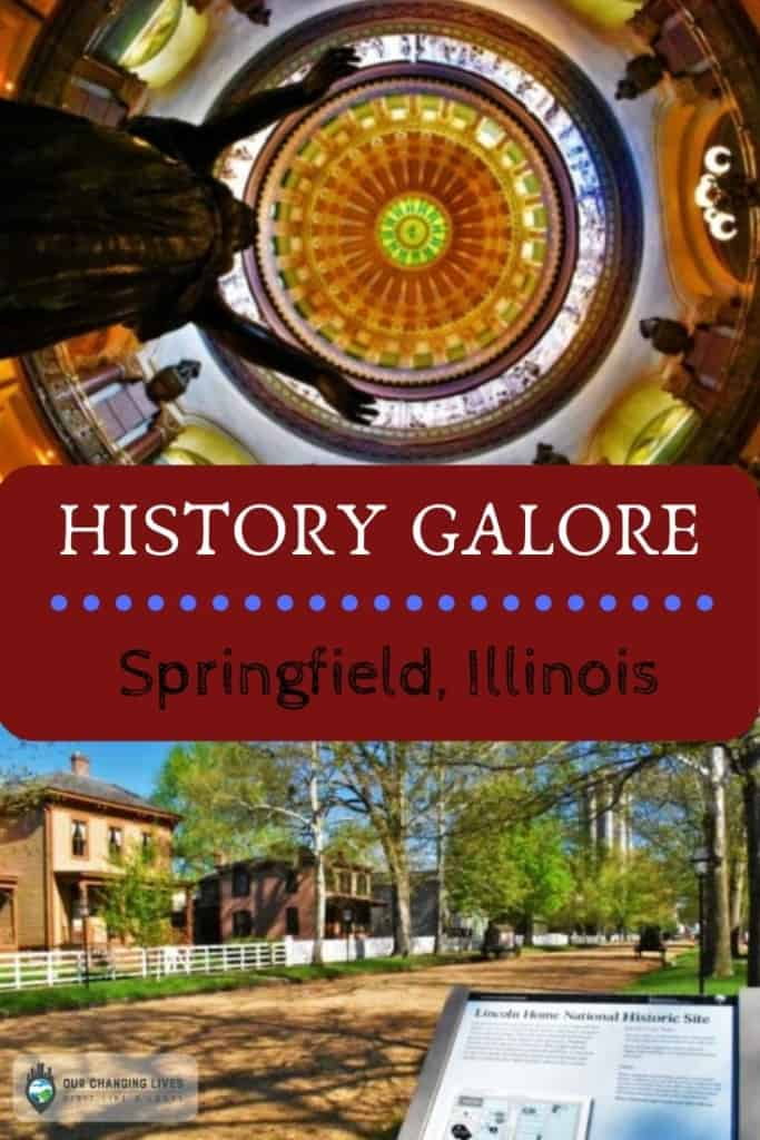 History Galore-Springfield, Illinois-attractions-museums-Land of Lincoln-ghost tour-boutique shopping-Frank Lloyd Wright