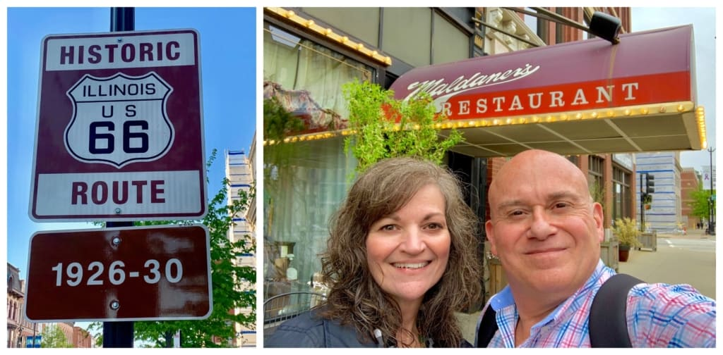 You know you found a historic dining option in Springfield, Illinois, if the business has been around over 130 years.