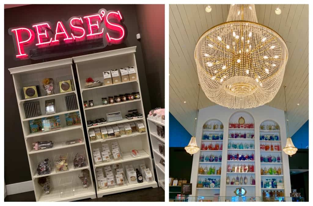 You know we couldn't truly explore the food scene without finding at least one sweet shop.