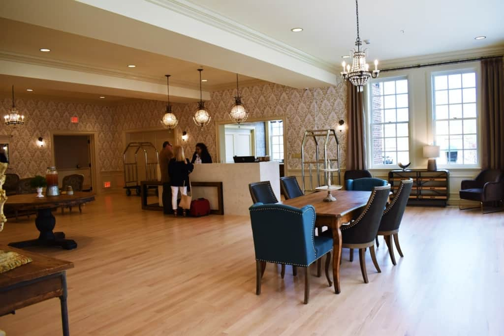 It was nice to see that the Stella Hotel & Ballroom is embracing the past with their renovation of an old Elks Lodge property in downtown Kenosha.