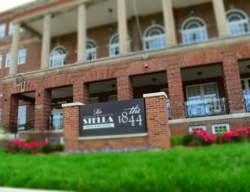 The Stella Hotel & Ballroom – Embracing The Past