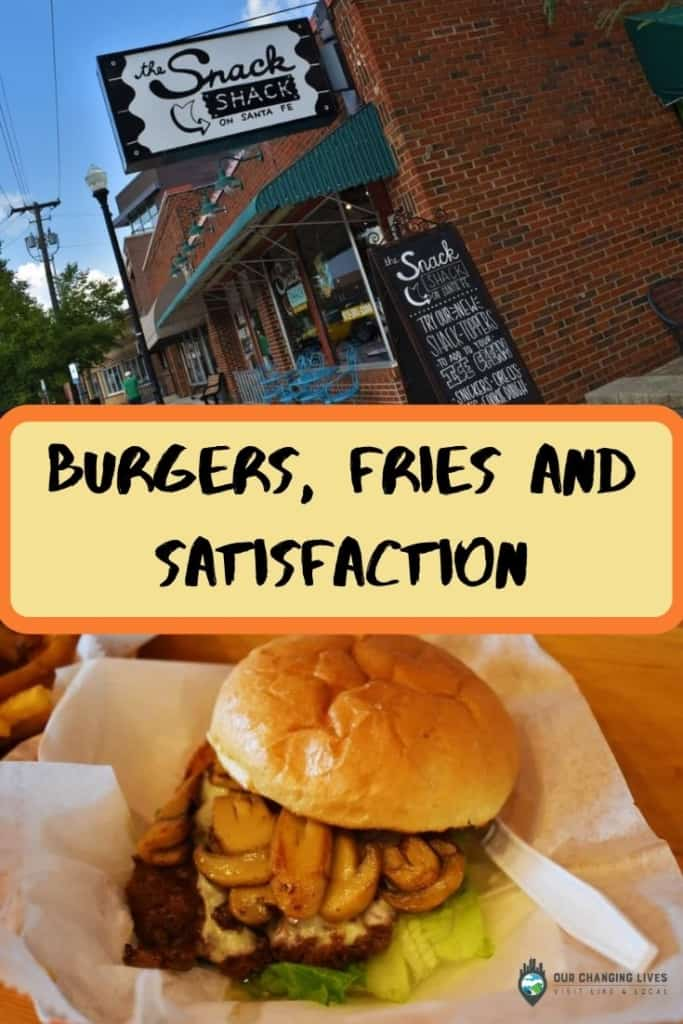 Burgers Fries and Satisfaction-The Snack Shack on Santa Fe-downtown Overland Park-family friendly-restaurants-Kansas city dining