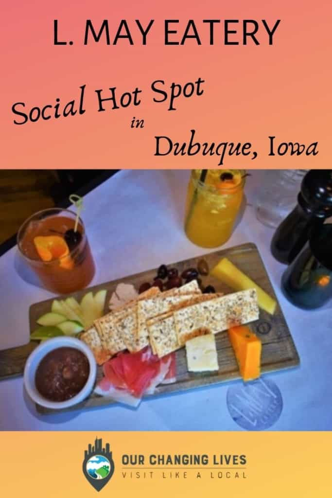 Social Hot Spot-L. May Eatery-restaurant-Dubuque, Iowa-appetizers-pizza-cocktails