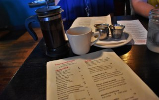 The Farmhouse is a great Kansas City restaurant for us to be getting our brunch on.