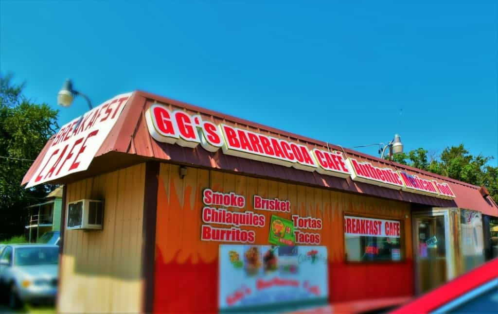 We had passed by GG's Barbacoa Cafe many times, before finally stopping in to check out their chef inspired cuisine.