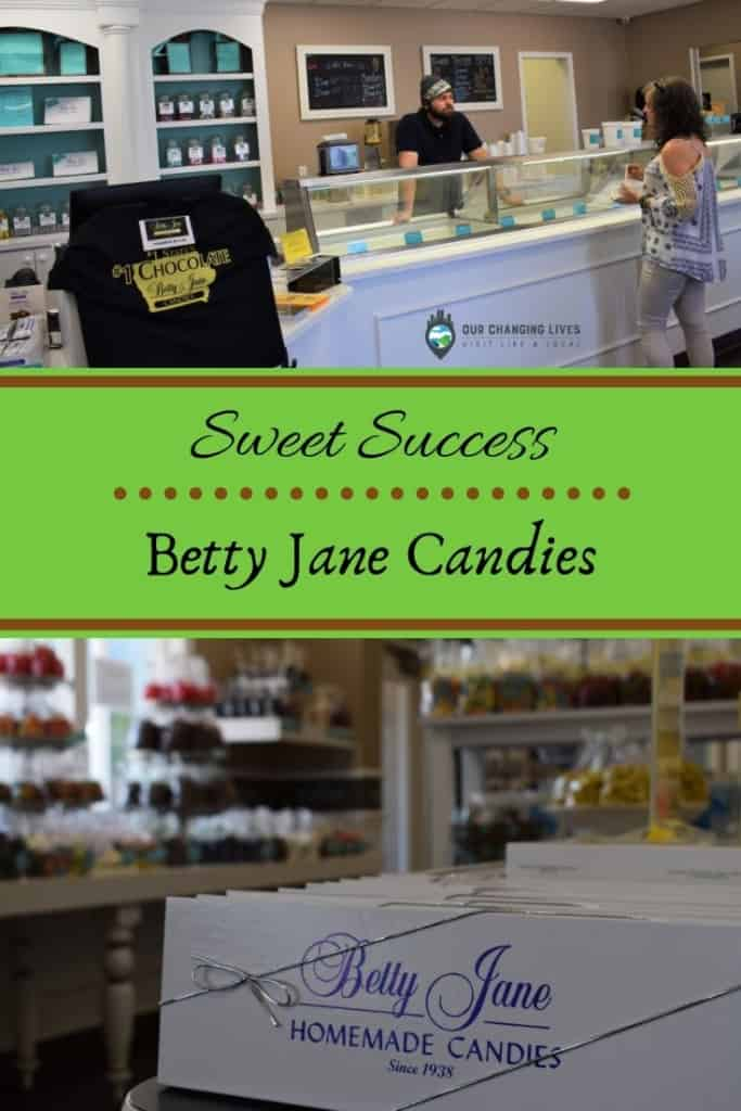 Sweet Success at Betty Jane Candies-Dubuque Iowa-chocolates-sweets-dessert-candy