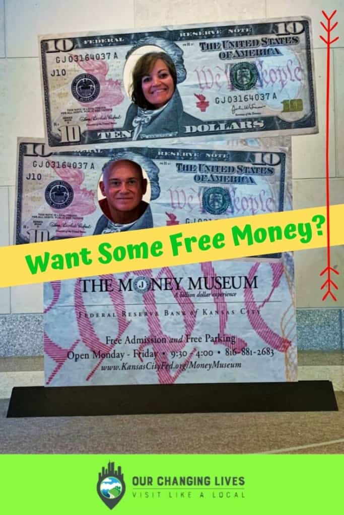 Want some free money-The Money Museum-Kansas City Federal Reserve-