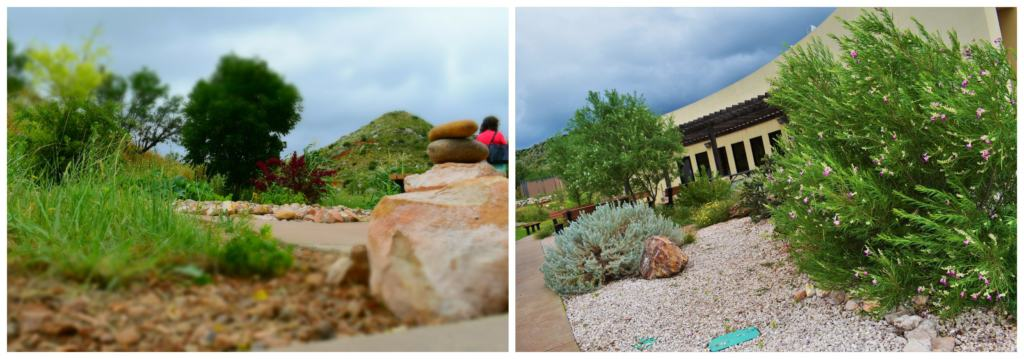 We took a few minutes to explore the grounds around the Alibates Flint Quarries Museum and Visitors Center.