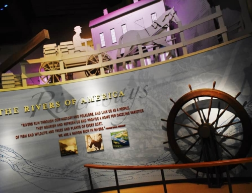 Nature's Highways – National Mississippi River Museum & Aquarium