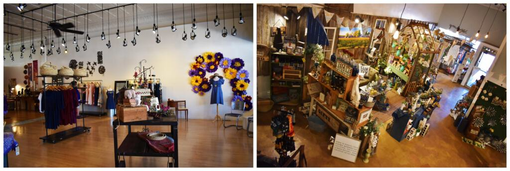 Main Street has a variety of interesting boutique shops located in the heart of Little Sweden USA.