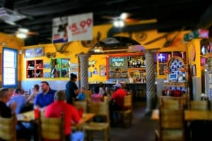 Visitors enjoy getting their Tex-Mex fix on Route 66 with a stop at Braceros Mexican Grill & Cantina.