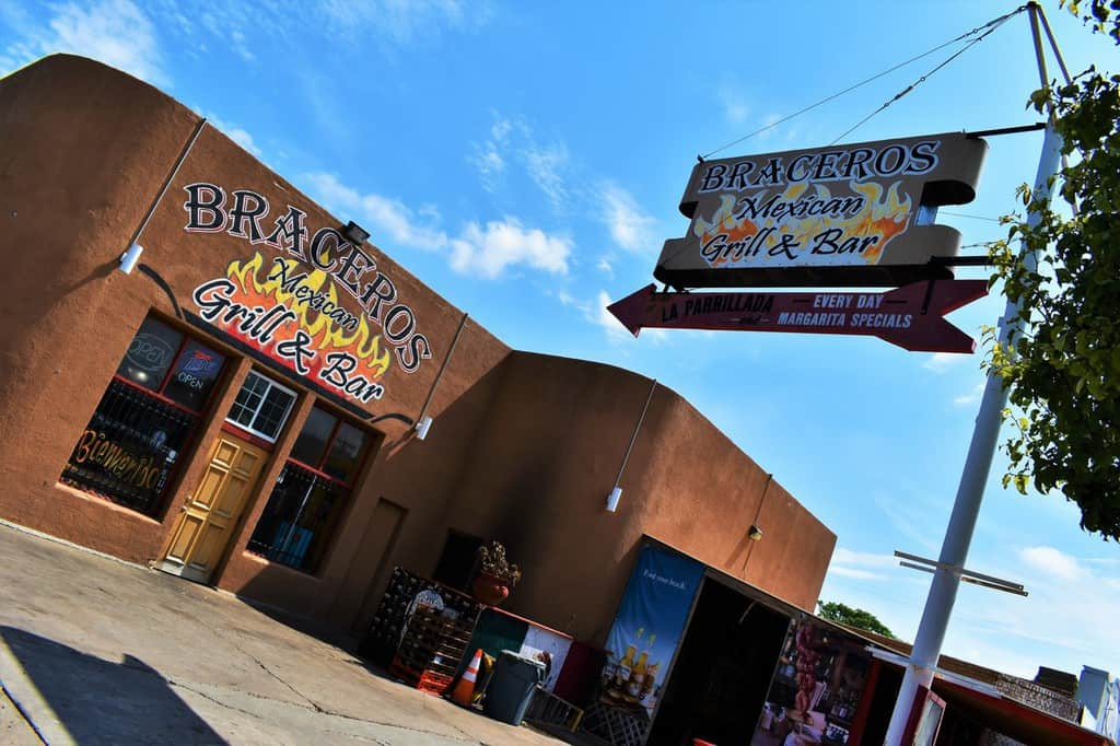 Braceros Mexican Grill offers the perfect opportunity for getting your Tex-Mex fix on Route 66.