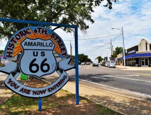 Playing In The Panhandle – Amarillo Entertainment