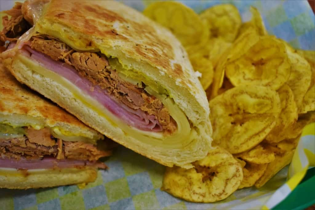 You can't be bringing Cuban to KCK without including a Cuban Sandwich on your menu.