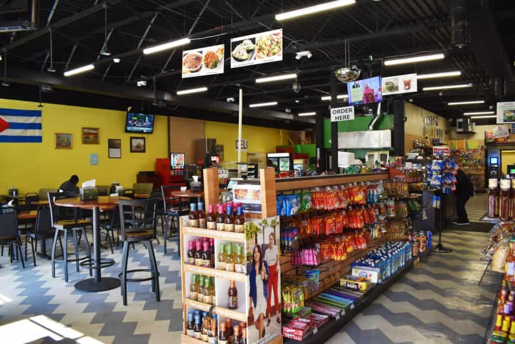 Chips & Coins began as a convenience store, but these days it is bringing Cuban to KCK.