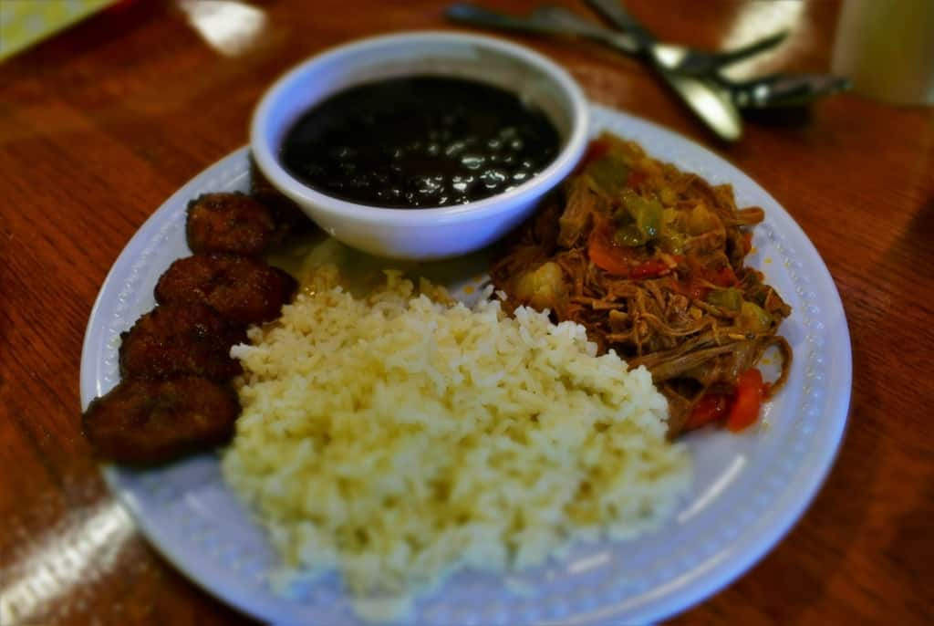 Ropa Vieja is one of the dishes that Mike is using as he is bringing Cuban to KCK.