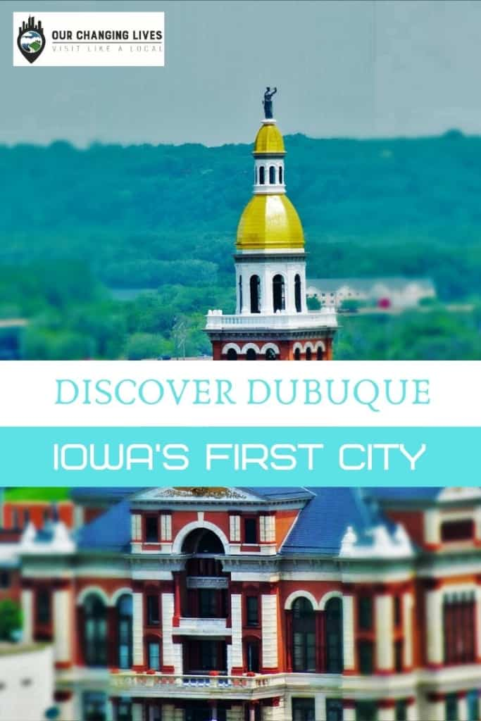 Discover Dubuque-Iowa's First City-Dubuque, Iowa-dining-restaurants-attractions-Mississippi River