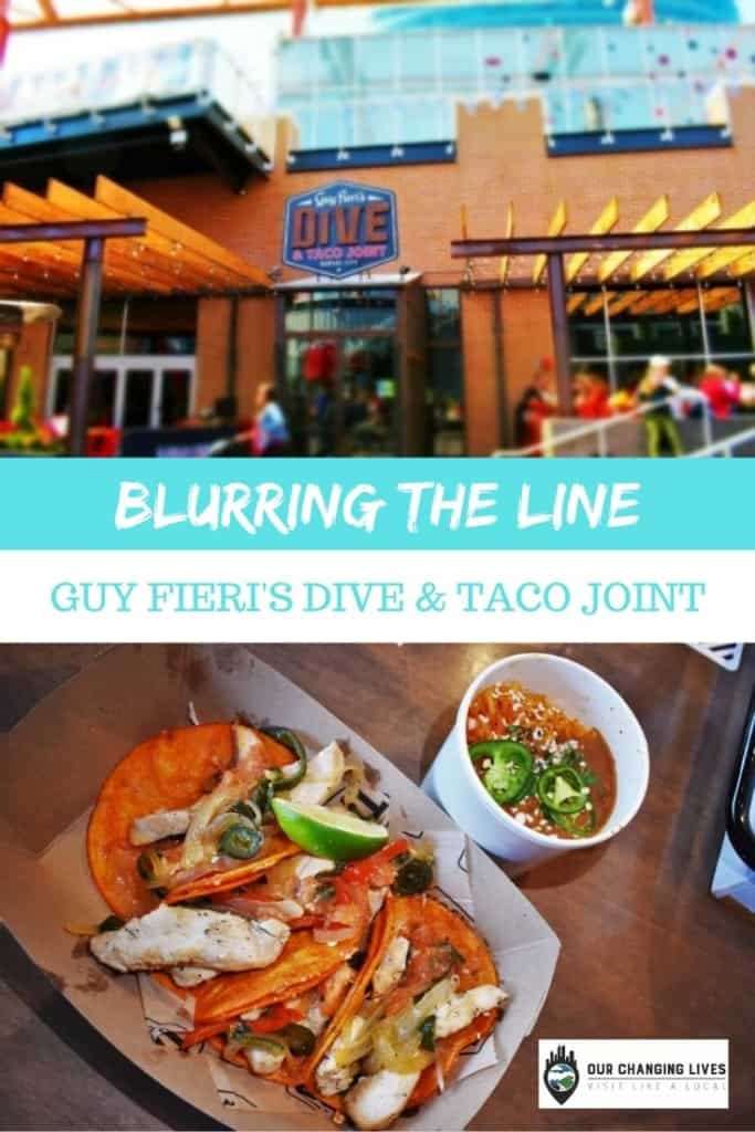 Blurring the Line-Guy Fieri's Dive & Taco Joint-tacos-margaritas-Kansas City-Power and Light District-Cornucopia