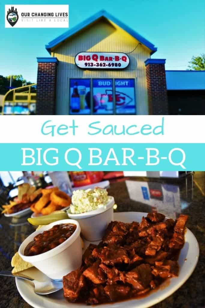Get Sauced-Big Q Bar B Q- Kansas City restaurant-barbecue-dining-burnt ends