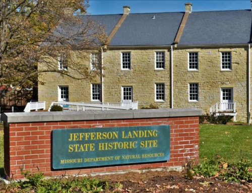Storied History At Jefferson Landing