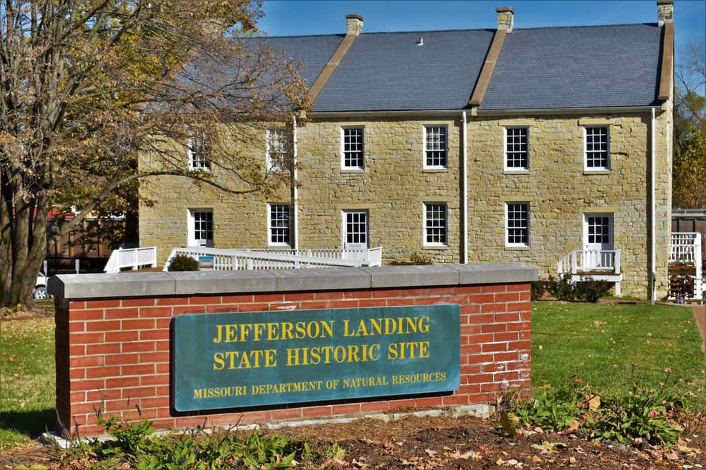 Jefferson Landing Historic Site makes for a good way to learn about the start of what would become Missouri's capital city.