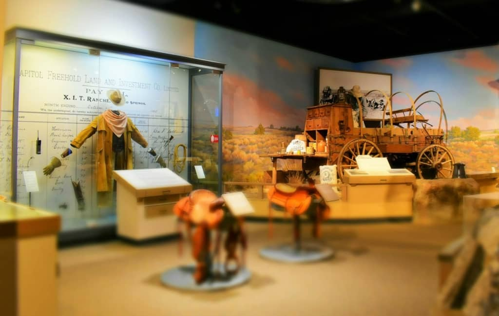 The era of the cowboy brought new life back to the high plains.