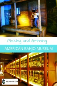 Picking and Grinning-AmericanBanjo Museum-Oklahoma City-Les paul-Earl Scruggs-Jim Henson-Pete Seeger-banjo-ukulele