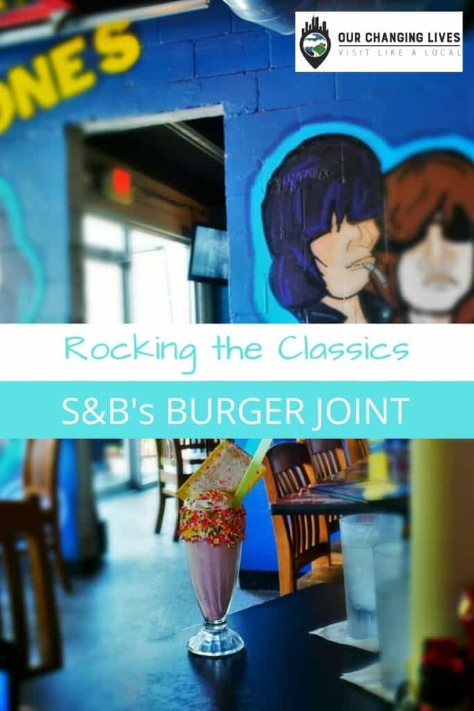 Rocking the Classics-S&B's Burger Joint-Oklahoma City-burgers-french fries-shakes-rock and roll