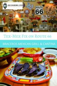 Tex Mex fix on Route 66-Braceros Mexican Grill & Cantina-Mexican cuisine-tacos-Route 66-Amarillo, Texas
