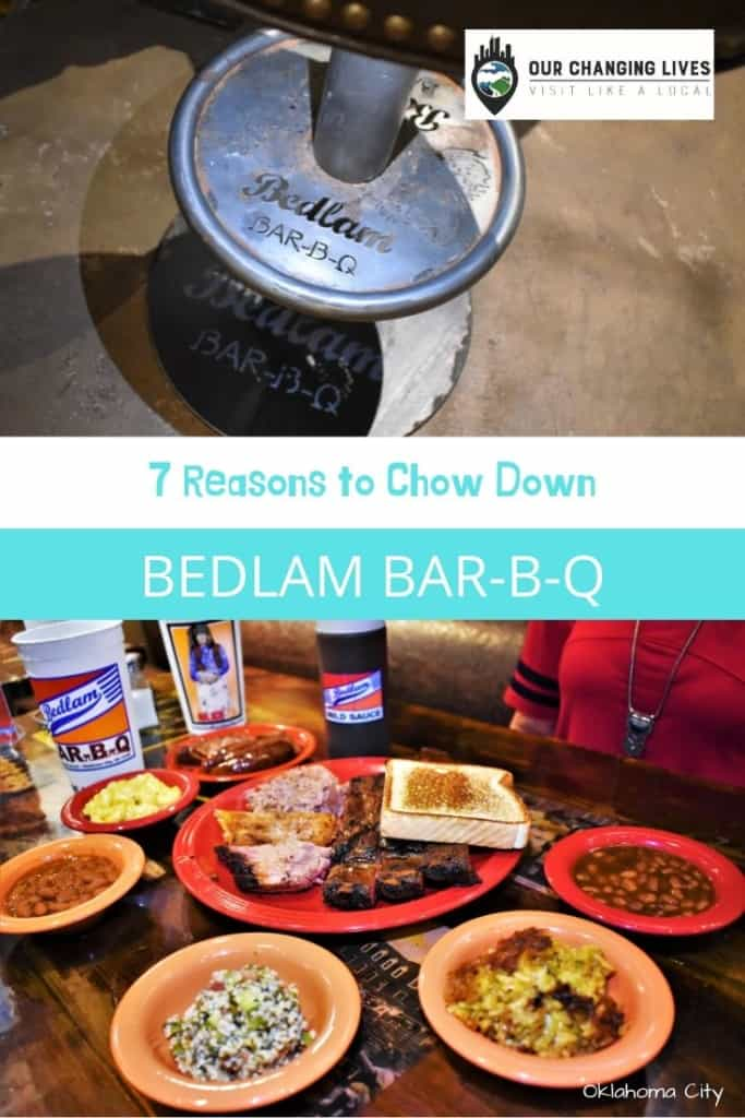 Bedlam Bar B Q-7 reasons to chow down-Oklahoma City-barbecue-restaurant-dining