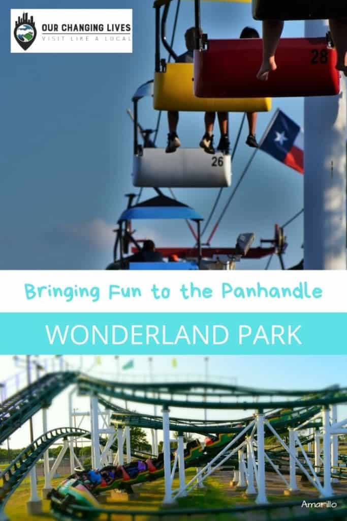 Bringing fun to the Panhandle-Wonderland park- Texas Panhandle-Amarillo-amusement park-roller coasters-thrill rides-family friendly