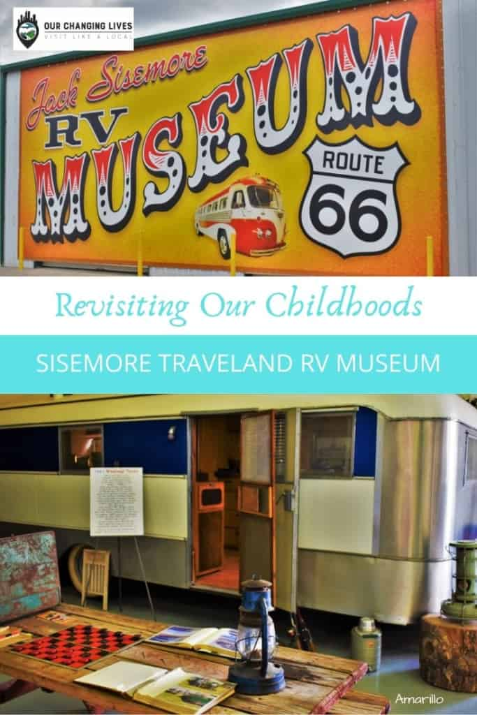 Sisemore Traveland RV Museum-recreational vehicle-trailers-camping-Amarillo Texas-Route 66-adventure-nostalgia-memories