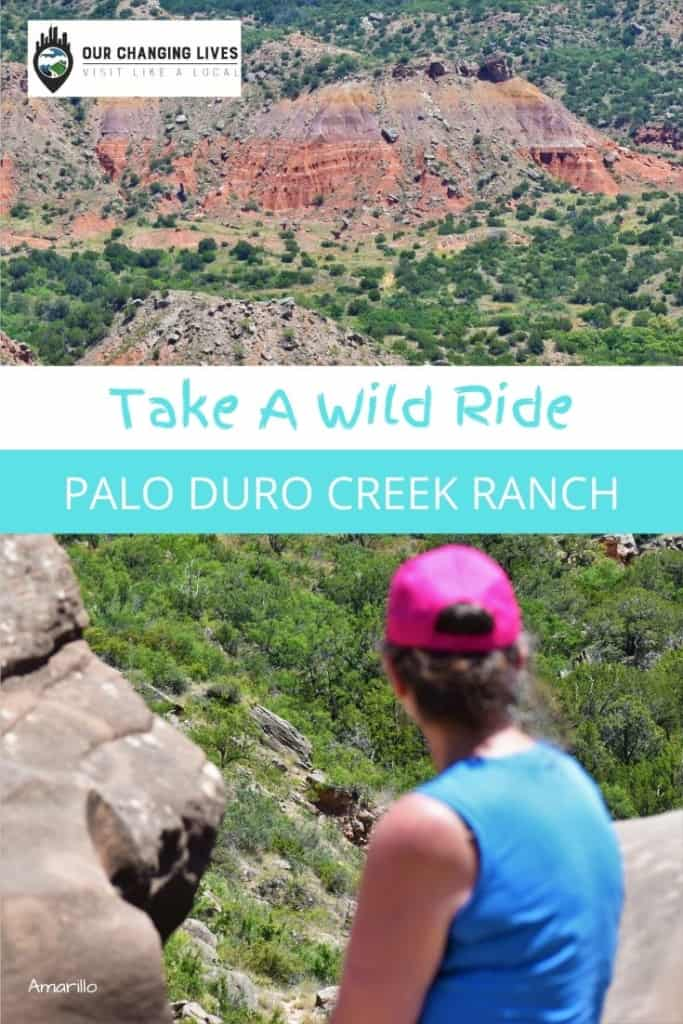 Palo Duro Creek ranch-Take a wild ride-jeep tour-Palo Duro Canyon-Amarillo Texas-native Indians-2nd largest canyon in United States